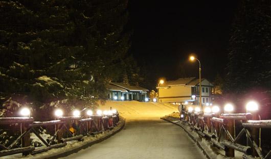 Спортивно-туристический центр «Нечкино»