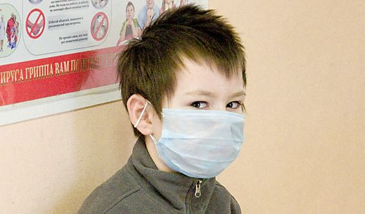 В Ижевске введены новые меры по борьбе с эпидемией гриппа и ОРВИ