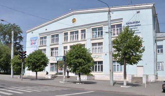 Муниципальный дворец спорта