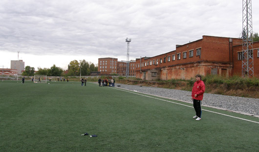 Стадион «Буревестник»