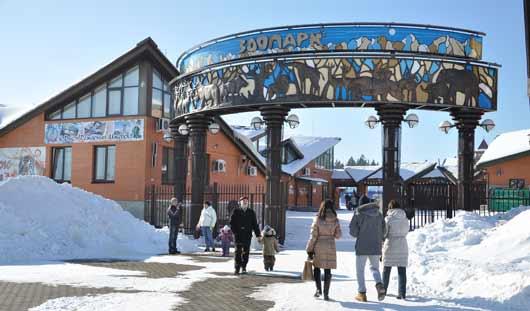 С 1 марта зоопарк Удмуртии переходит на весенний график работы