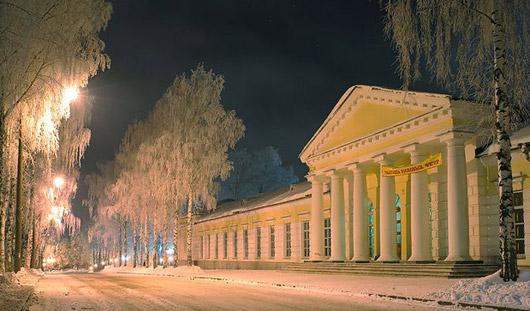 Национальный музей Удмуртии им. К. Герда