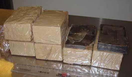 Наркотики на 3 миллиона рублей изъяли в Удмуртии
