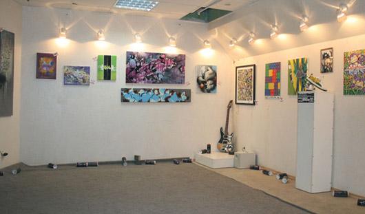 Выставочный центр «Ракурс»