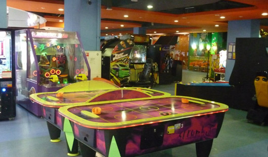 Семейный развлекательный центр «Игромакс»