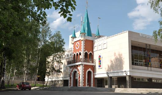 Театр кукол Удмуртии