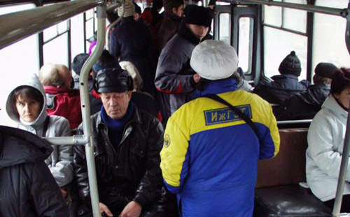 В Ижевске в 3 раза увеличат штраф за безбилетный проезд