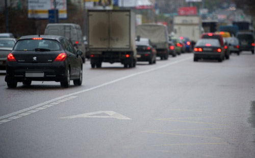 На Удмуртской в Ижевске появится полоса для общественного транспорта