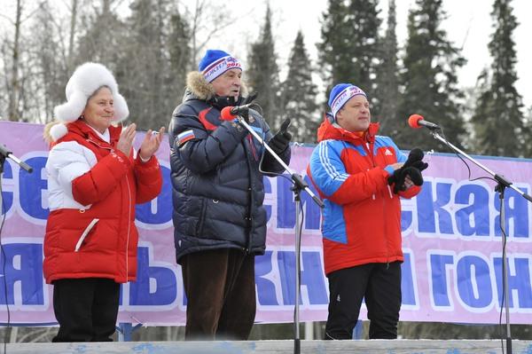 Чиновник из Малой Пурги одержал победу в ВИП-забеге на «Лыжне России»