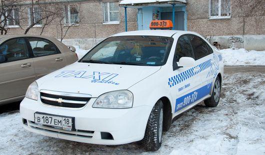 6-тысячное разрешение на работу в такси выдадут в Удмуртии