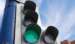 На улицах Ленина и 9 Января в Ижевске изменили режим работы светофоров
