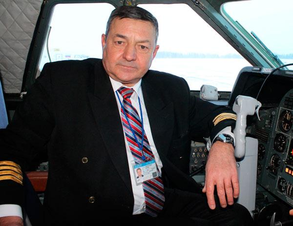 Подарок александра халбашкина бывшего второго пилота 37