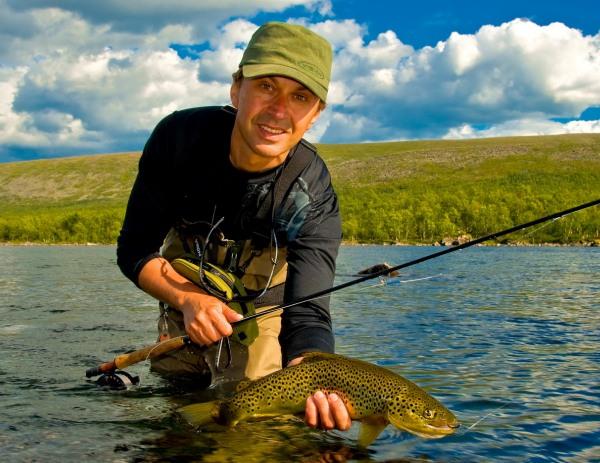 на что ловить рыбу в швеции