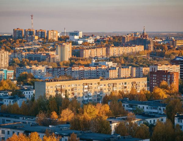 Погода в Ижевске: дневные +11°С и дожди каждый день